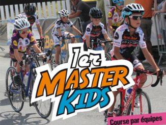 Affiche Master Kids 2017 Evaux-les-Bains