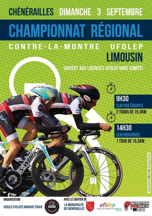 Affiche régional CLM 2017 à Chénérailles