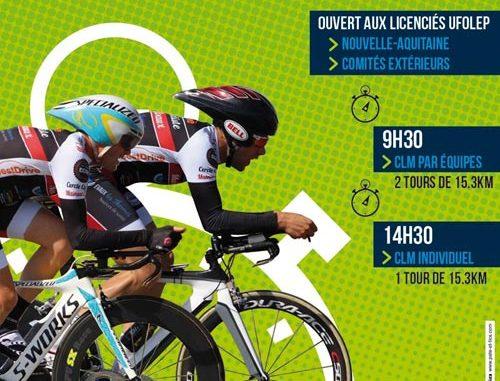 Affiche régional CLM 2017 Nouvelle Aquitaine