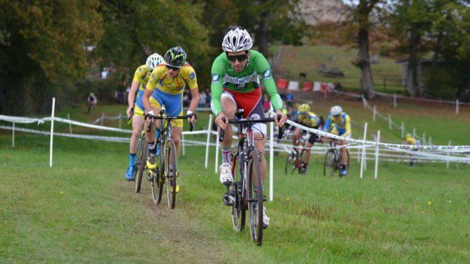 Julien Surville cyclo-cross FFC de Bridiers 2017
