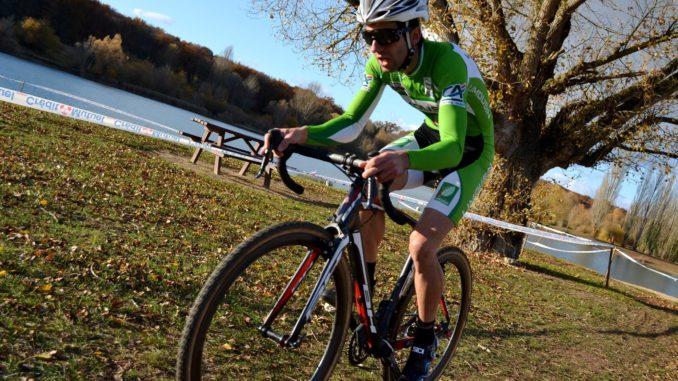 Julien Surville cyclo-cross Ambazac et Châtellerault