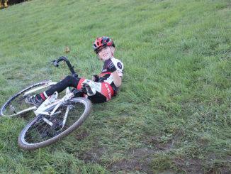 Séance cyclo-cross école de vélo Evaux-les-Bains Budelle