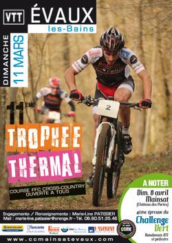 Trophée Thermal VTT à Evaux-les-Bains