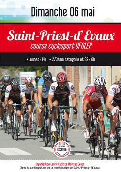 Course UFOLEP Saint-Priest-d'Evaux
