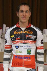 Frédéric BLONDET DN3 VTT Team Creuse Mainsat Evaux