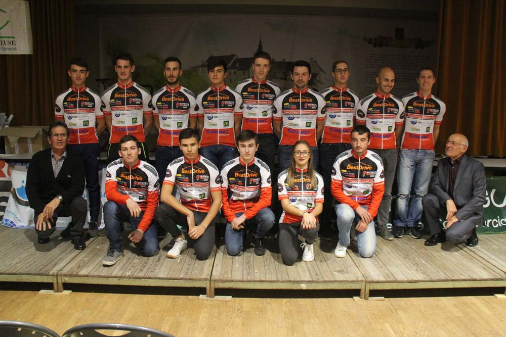 Team DN3 VTT Cercle Cycliste Mainsat Evaux