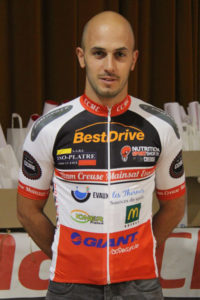 Anthony GAUTHIER DN3 VTT Team Creuse Mainsat Evaux