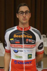 Cédric GIBARD DN3 VTT Team Creuse Mainsat Evaux