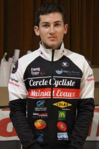 Benjalin LE NY DN3 VTT Team Creuse Mainsat Evaux