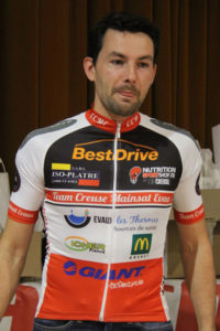 Nicolas LEJEUNE DN3 VTT Team Creuse Mainsat Evaux