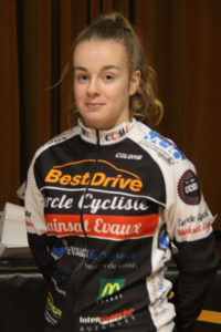 Anaïs LOUIS DN3 VTT Team Creuse Mainsat Evaux