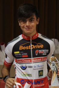 Quentin MONTHIEUX DN3 VTT Team Creuse Mainsat Evaux