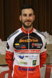 Sylvain PAROT DN3 VTT Team Creuse Mainsat Evaux