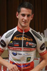 Bastien RAVEL DN3 VTT Cercle Cycliste Mainsat Evaux