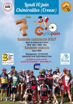 Mini Tour Creusois 2019 à Saint-Chabrais