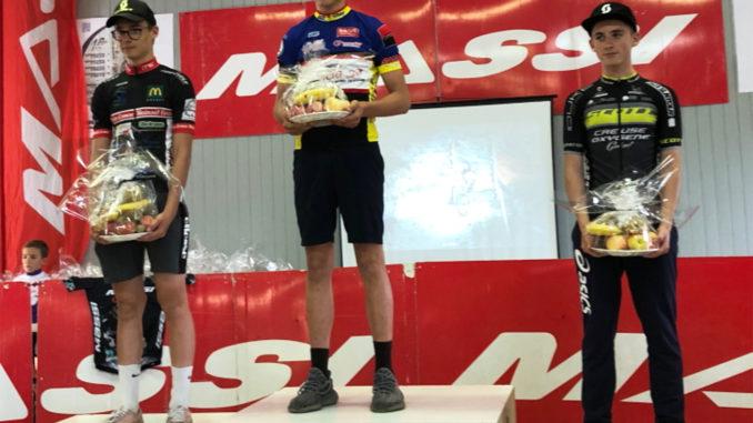 Montagrier Massi Team Creuse Mainsat Evaux