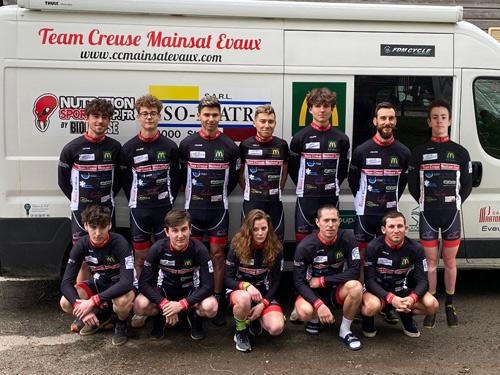 Team DN2 VTT Creuse Mainsat Evaux