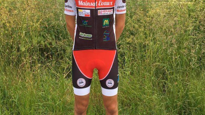Maël BODEAU rejoint le Cercle Cycliste Mainsat Evaux