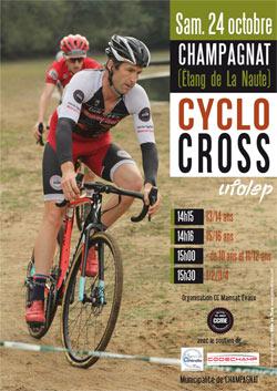 Cyclo-cross UFOLEP La Naute Champagnat 2020