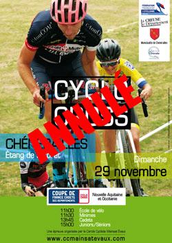 Cyclo-cross FFC Chénérailles 2020