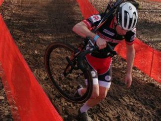 Frédéric BLONDET championnat de France cyclo-cross Saint-Quentin en Yvelines