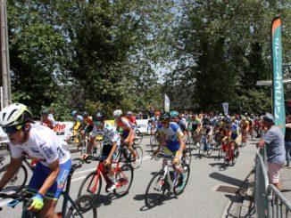 Mini Tour Creusois cycliste 2021 Evaux-les-Bains