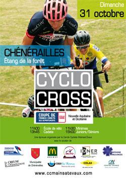 Cyclo-cross FFC Chénérailles 2021